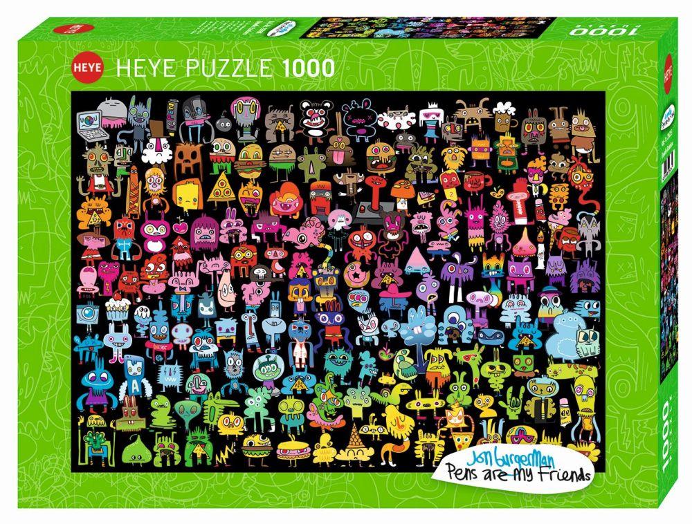 Doodle Rainbow (1000)