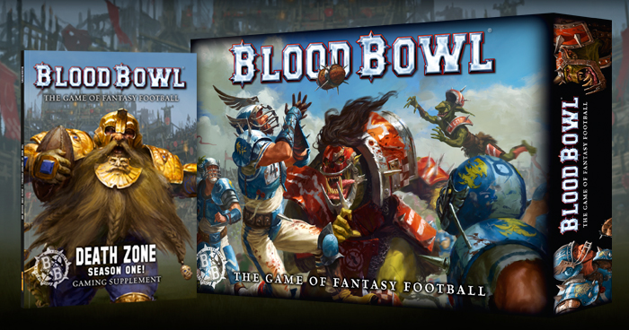 Blood Bowl - le jeu de football fantastique