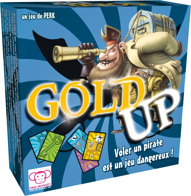 Gold Up (f) (Pink Monkey games)