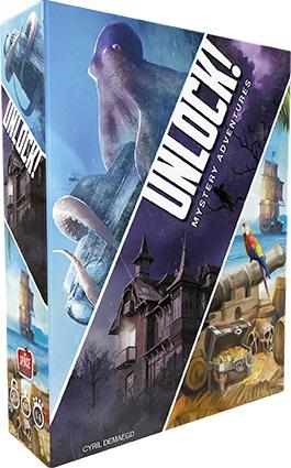 Unlock (f) 2 - Mystery Adventures